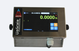 Digital Weight Indicators with a User Management System