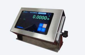 Touchscreen Indicator - Stainless Steel Optional