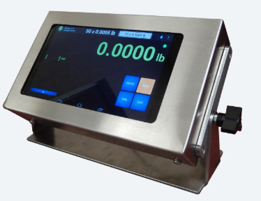 Arlyn UpScale Touchscreen Indicator (Stainless Steel Optional)
